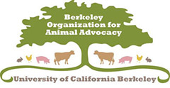 Berkeley Organizatino for Animal Advocacy logo