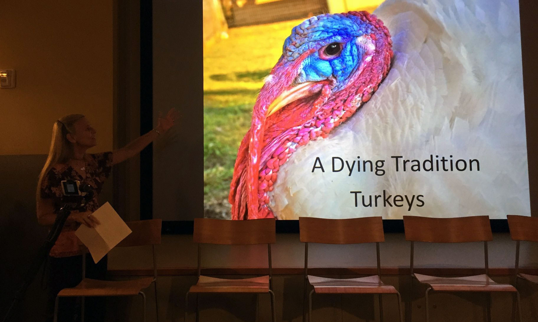 Hope Bohanec speaking at Vegan World 2026! Conference