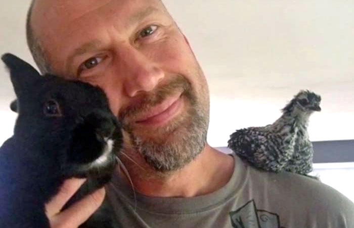 Terry stopped hunting out of compassion for animals