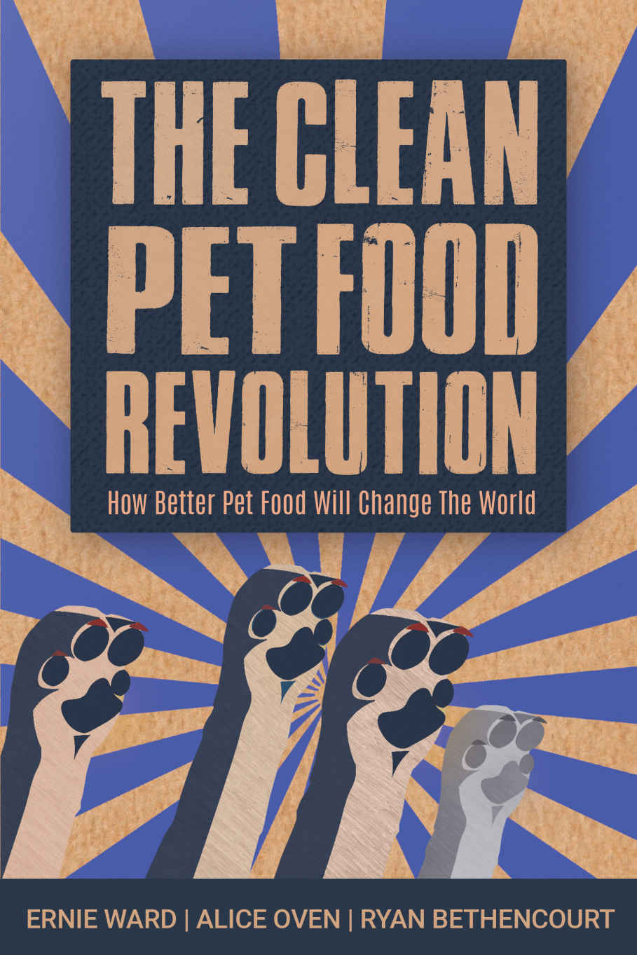 The Clean Pet Food Revolution cover