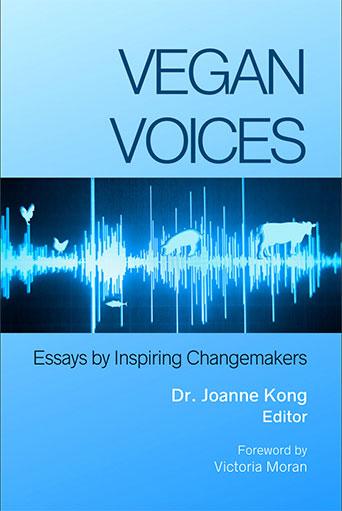 Vegan Voices book cover