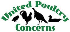 United Poultry Concerns logo
