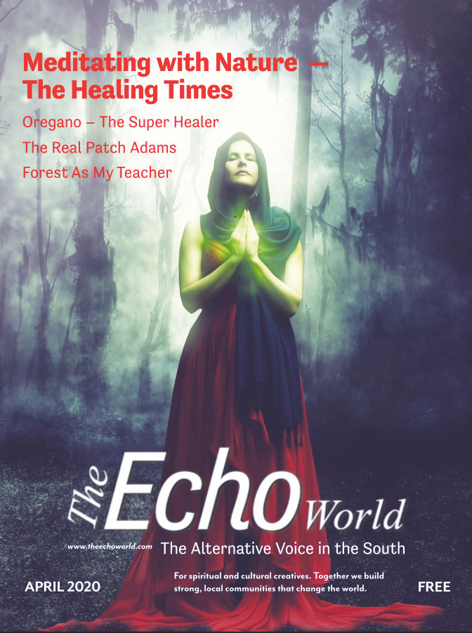 The Echo World April 2020 Cover