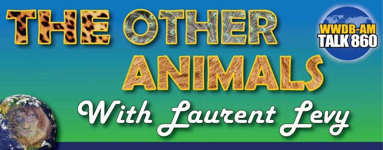 Logo for The Other Animals with Laurent Levy