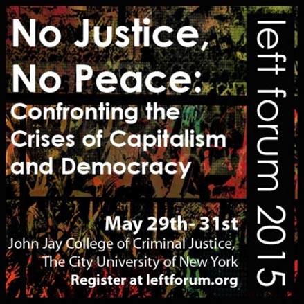 2015 Left Forum