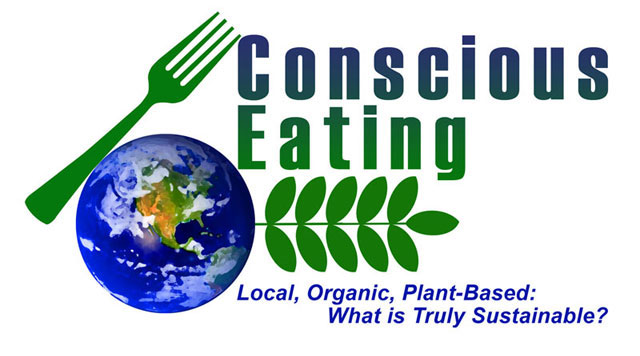 Conscious Eating:  Local, Organic, Plant-Based – What is Truly Sustainable?