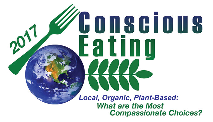 Conscious Eating: Local, Organic, Plant-Based - What are the Most Compassionate Choices?