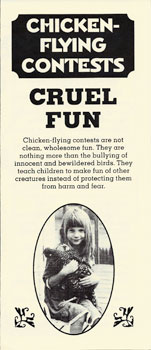 Chicken-Flying Contests
