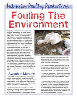 Fouling the Environment