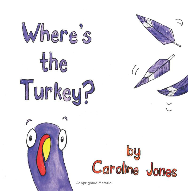 Book cover for Where's the Turkey