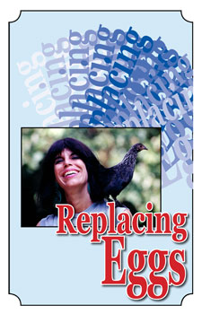 Book cover: Replacing Eggs